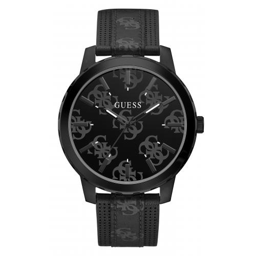 Guess Montres - Guess Montres GW0201G2 OUTLAW  homme  Cuir - Guess Montres