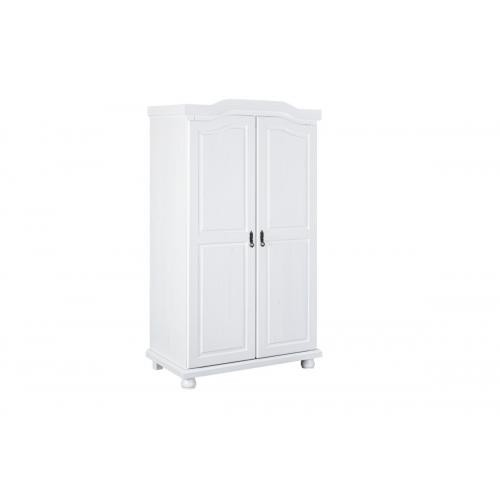 3S. x Home - Armoire Blanc HEDDA - Armoire