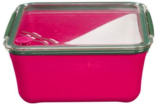 3S. x Home - Lunch Box Avec Compartiment Rose BRIANNA - Collection ethnique meuble deco