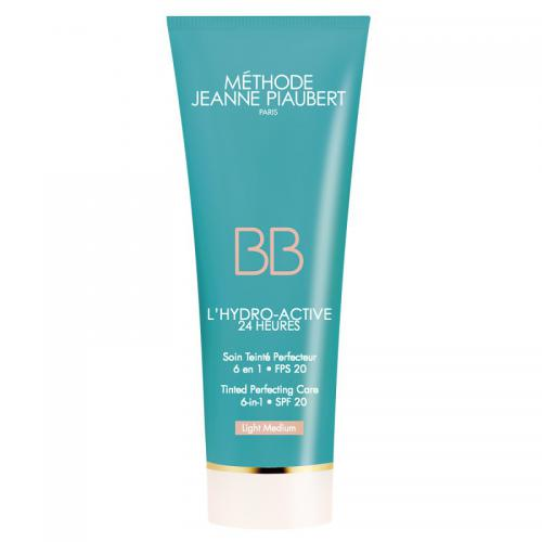 Jeanne Piaubert - BB CREME HYDRO ACTIVE 24 H - LIGHT - Beauté