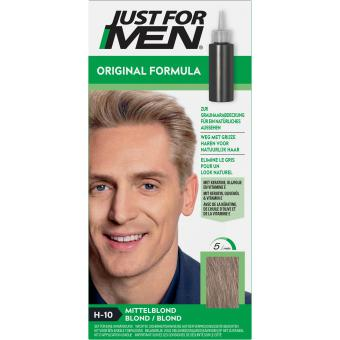Just for Men - COLORATION CHEVEUX HOMME - Blond - Soins homme