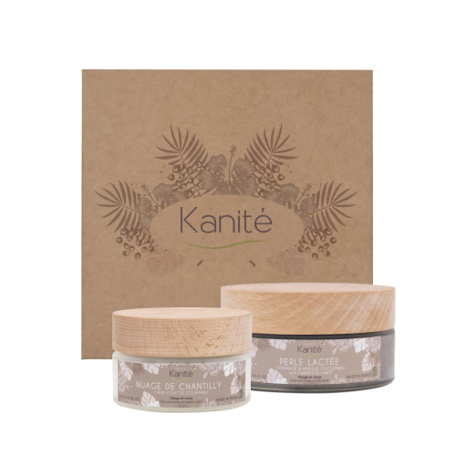 KANITE - Coffret Cocooning - Crèmes hydratantes