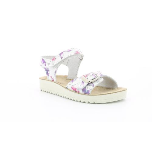 Kickers - Chaussures enfant KICKERS ODYSSA blanc - Kickers chaussures
