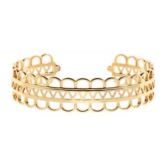 Bracelet Manchette Kosma Paris - Collection Stella Doré
