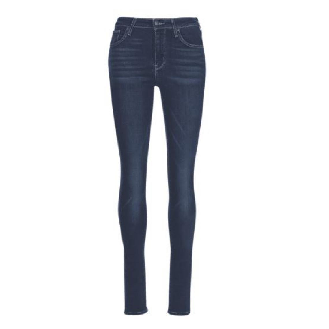 jean skinny taille haute levi 39 s femme bleu 3 suisses. Black Bedroom Furniture Sets. Home Design Ideas