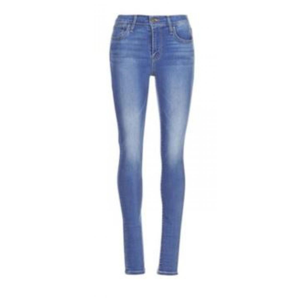 Jean skinny taille haute Levi's bleu 1 Avis Plus de détails