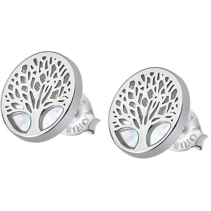 boucles d 39 oreilles lotus silver tree of life lp1678 4 1 boucles d 39 oreilles tree of life argent. Black Bedroom Furniture Sets. Home Design Ideas