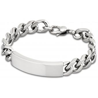Lotus Style Bijoux - Bracelet Men In Black LS1554-2-1 - Bijoux
