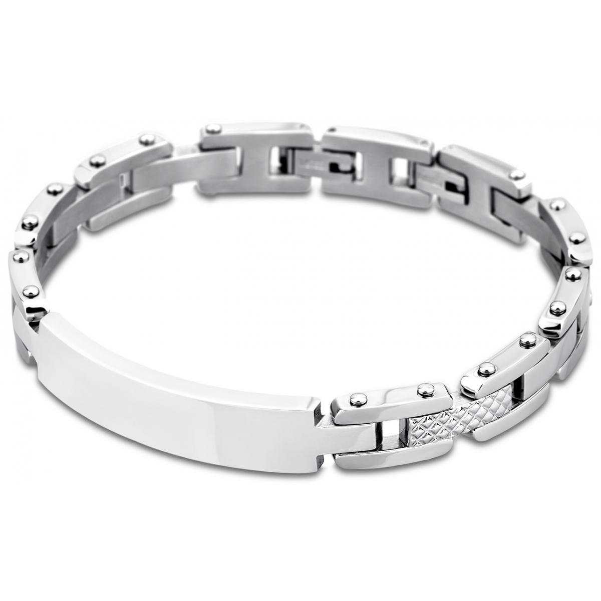 homme bracelet argent