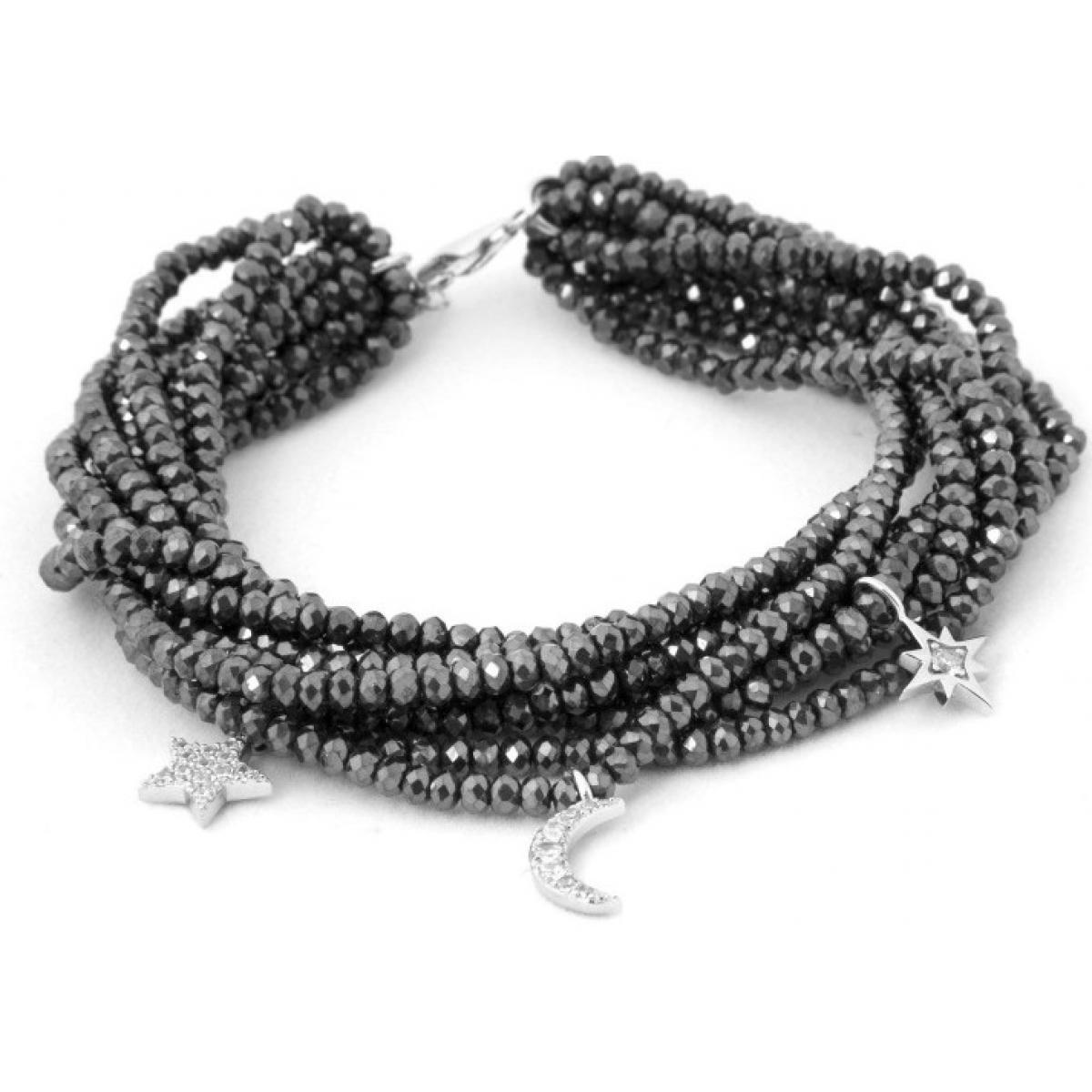 Bracelet Luxenter BXA063R901 - Bracelet MYSNIGHT Noir Femme