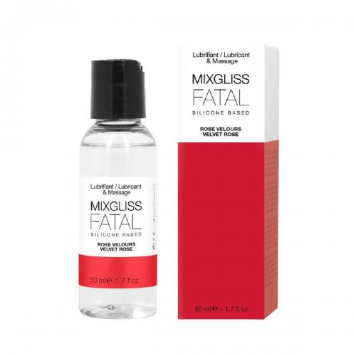 Mixgliss - MIXGLISS SILICONE - FATAL - ROSE VELOURS - Beauté