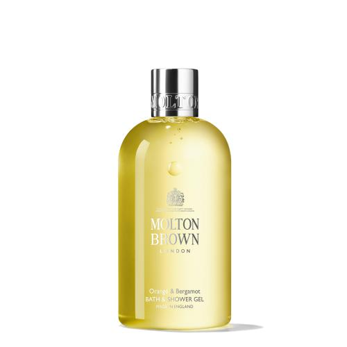 Molton Brown - Bain douche vitaminé Orange & Bergamote - Soins corps
