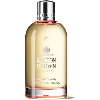 Molton Brown - HUILE DE BAIN HEAVENLY GINGERLILY CARESSING-200ML - Beauté