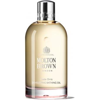 Molton Brown - HUILE DE BAIN SUEDE ORRIS ENVELOPING-200ML - Beauté