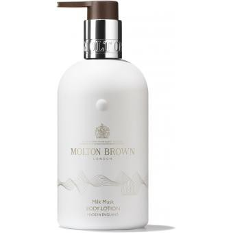 Molton Brown - LAIT CORPS MILK MUSK -300ML - Beauté