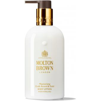 Molton Brown - LAIT CORPS OUDH ACCORD & GOLD-300ML - Beauté