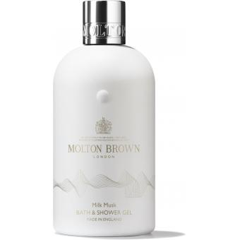 Molton Brown - SAVON CORPS MILK MUSK -300ML - Beauté