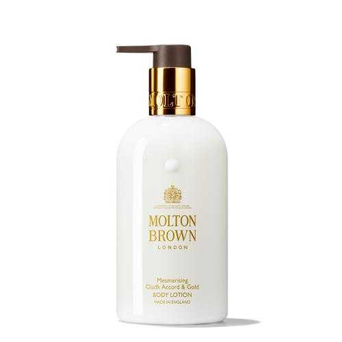 Molton Brown - LAIT CORPS OUDH ACCORD & GOLD-300ML - Soins corps femme
