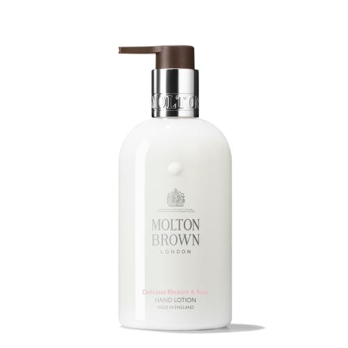 Molton Brown - LAIT MAIN DELICIOUS RHUBARB & ROSE-300ML - Soins corps