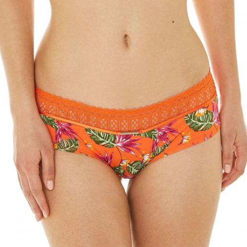 Morgan Lingerie - Shorty string Eve tropical  - Shorties, boxers