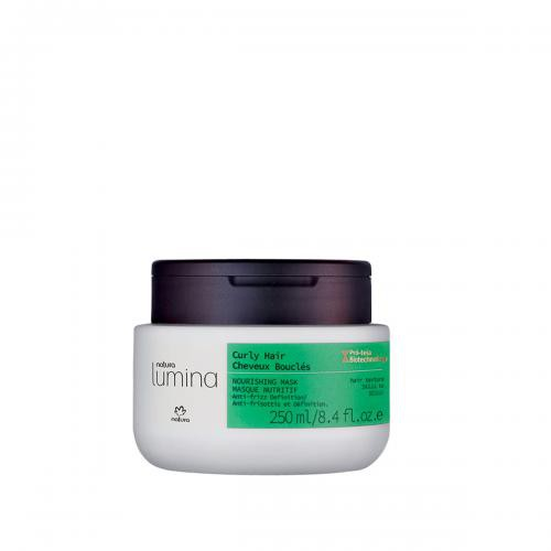 Natura Brasil - Masque Nutritif Cheveux boucles - natura brasil soins cosmetiques