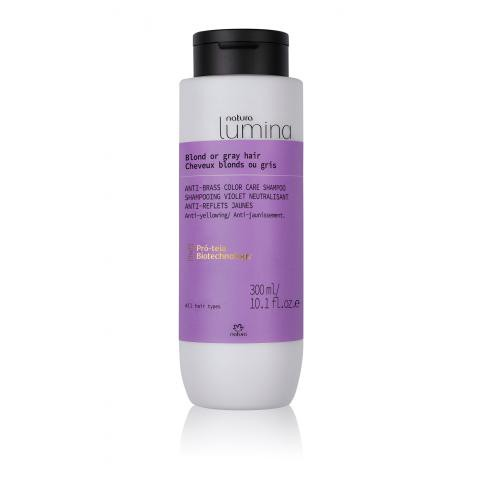 Natura Brasil - Shampooing Cheveux Blonds ou Gris - natura brasil soins cosmetiques