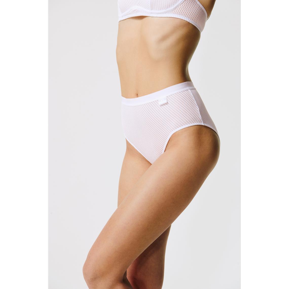 Culotte haute - Blanc Passionata - Passionata - Modalova