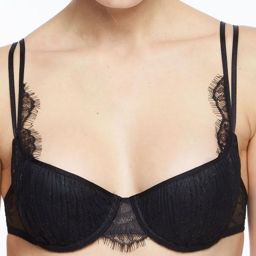 Passionata - Soutien-gorge push-up noir - Push-up