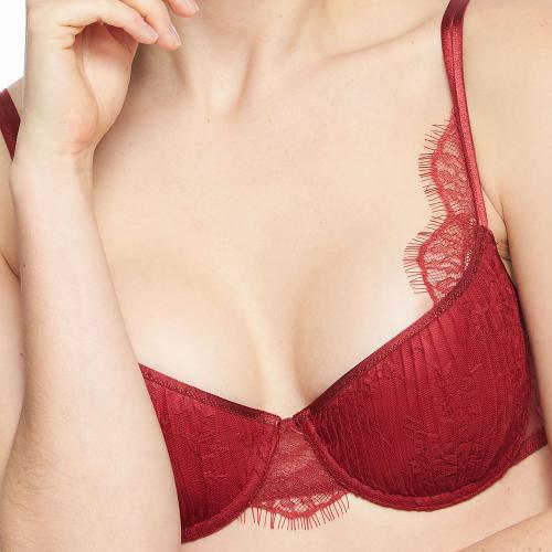 Passionata - Soutien-gorge push-up rouge - Push-up