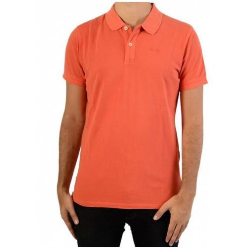Pepe Jeans - Polo manches courtes orange Pepe Jeans homme - T-shirt / Polo