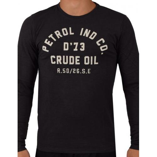 Petrol - T-Shirt Petrole - Promos vêtements homme
