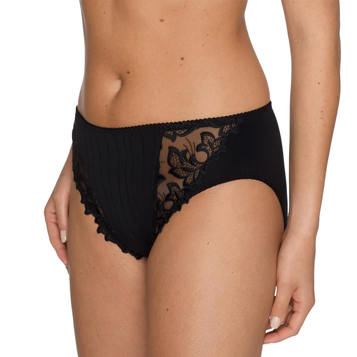 Slip taille haute noir - Prima Donna - Modalova