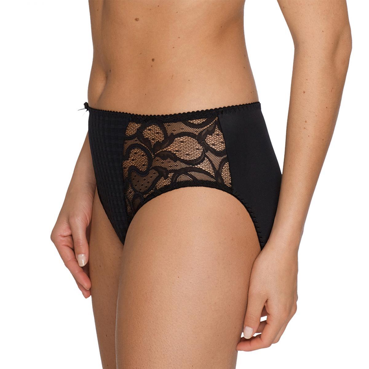 Slip taille haute noir-Prima Donna - Prima Donna - Modalova