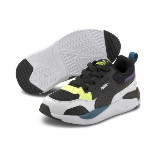 Puma - Baskets PS X-RAY SQUARE AC - Chaussures  enfant
