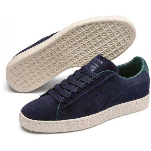 Puma - Baskets SUEDE CL RAISED FS - Chaussures Puma