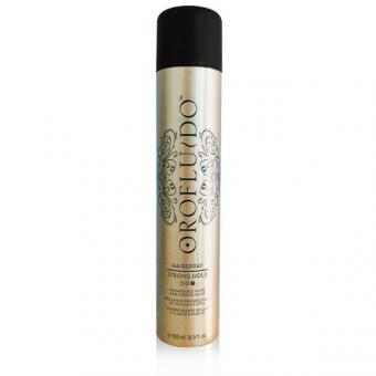 Revlon Professional - OROFLUIDO STRONG HOLD HAIRSPRAY - Soins cheveux femme