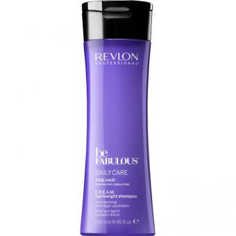 Revlon - Shampoing BE FABULOUS Daily Care - Beauté