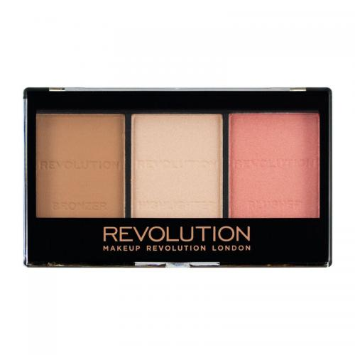 Revolution Makeup - Kit Contouring -Ultra Sculpt & Contour Kit