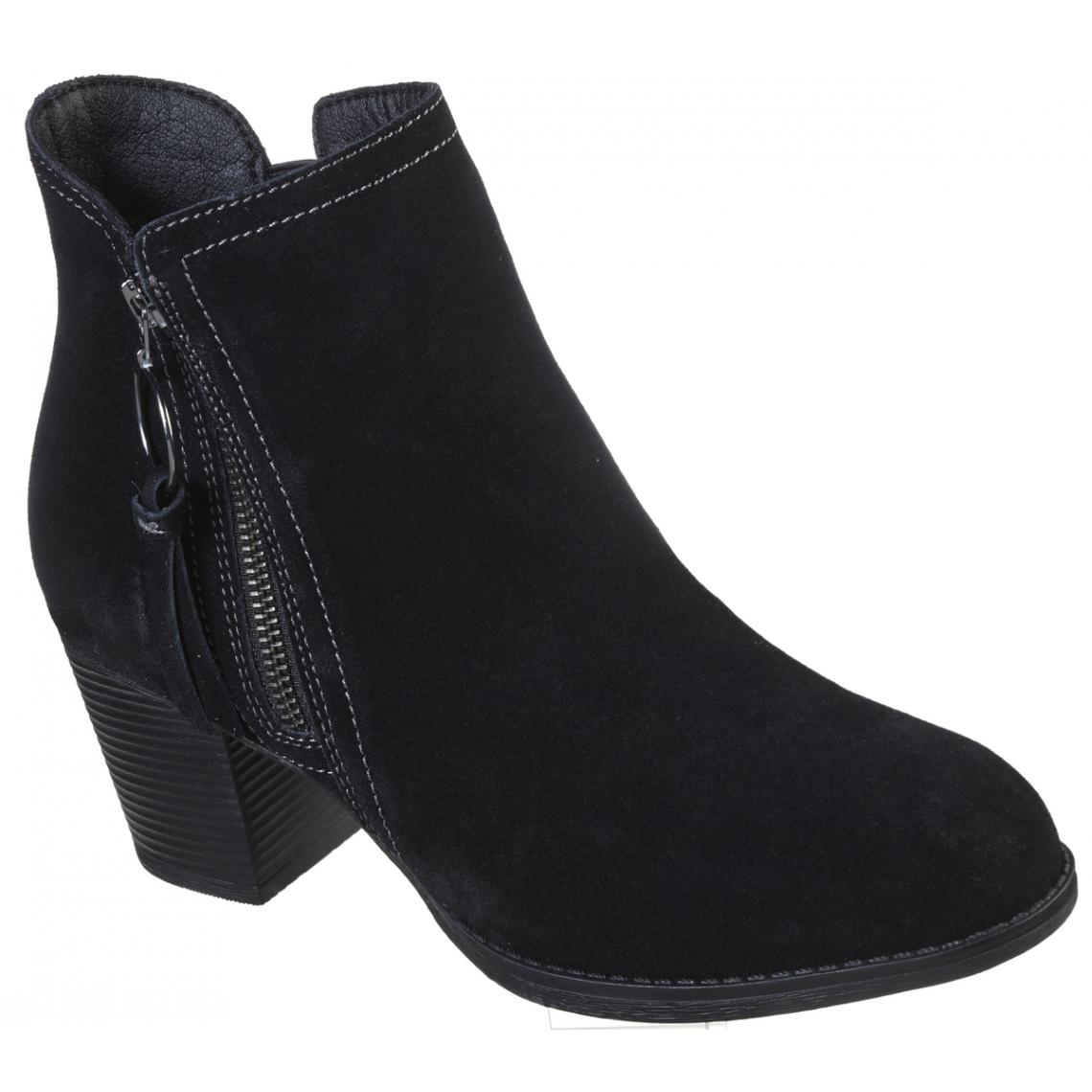 Promo : Bottines Noir taxi single ladies - Skechers - Modalova