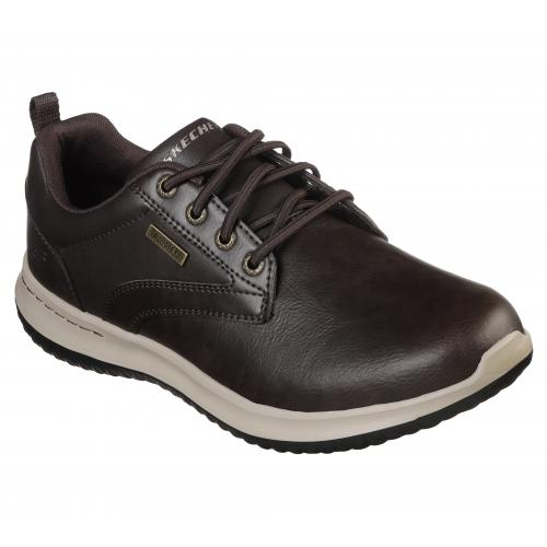 Skechers - Basket Delson Antigo - Skechers - Baskets homme
