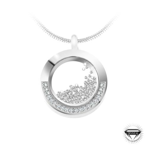 So Charm -  BS1776-CRYS - Bijoux femme