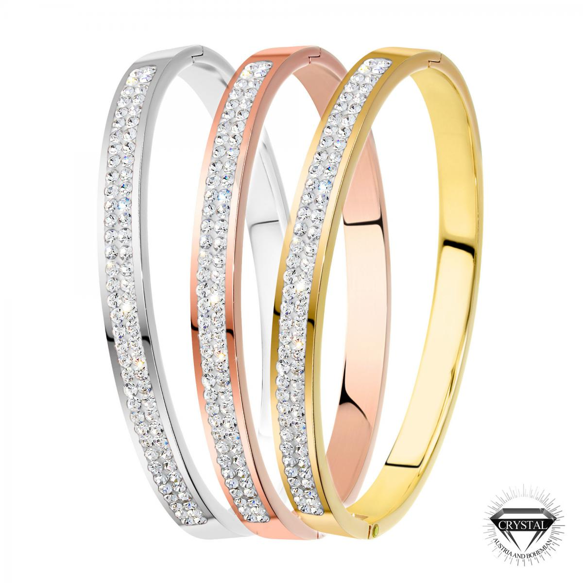 Bracelet So Charm B1715-TRIO Femme