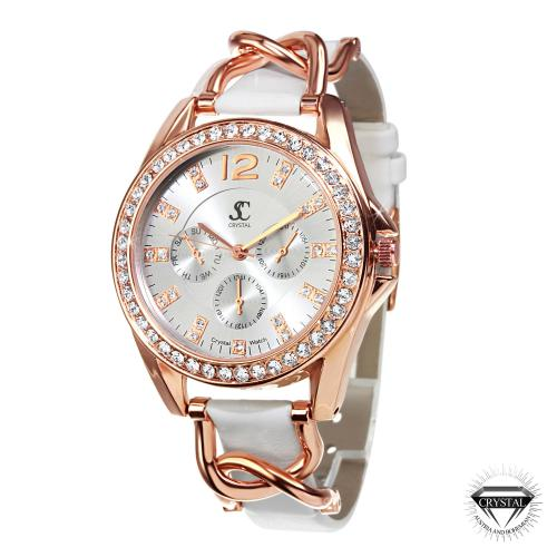 So Charm - MF382-BLANC - Soldes montres