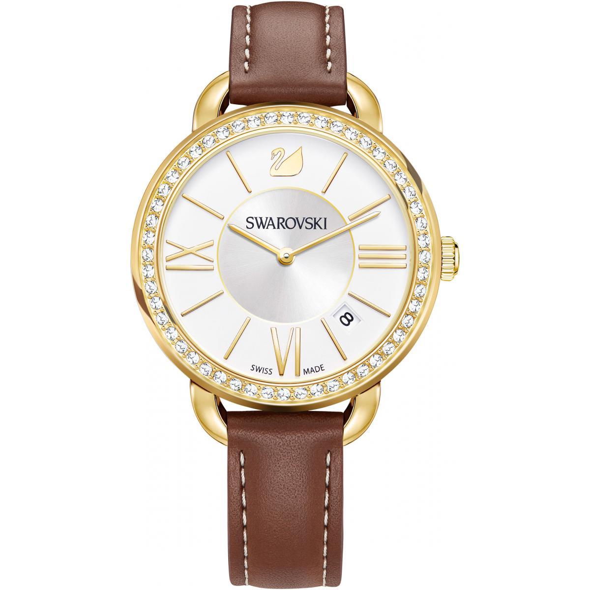 Montre Swarovski 5095940 - Montre Ronde - Swarovski montres - Modalova