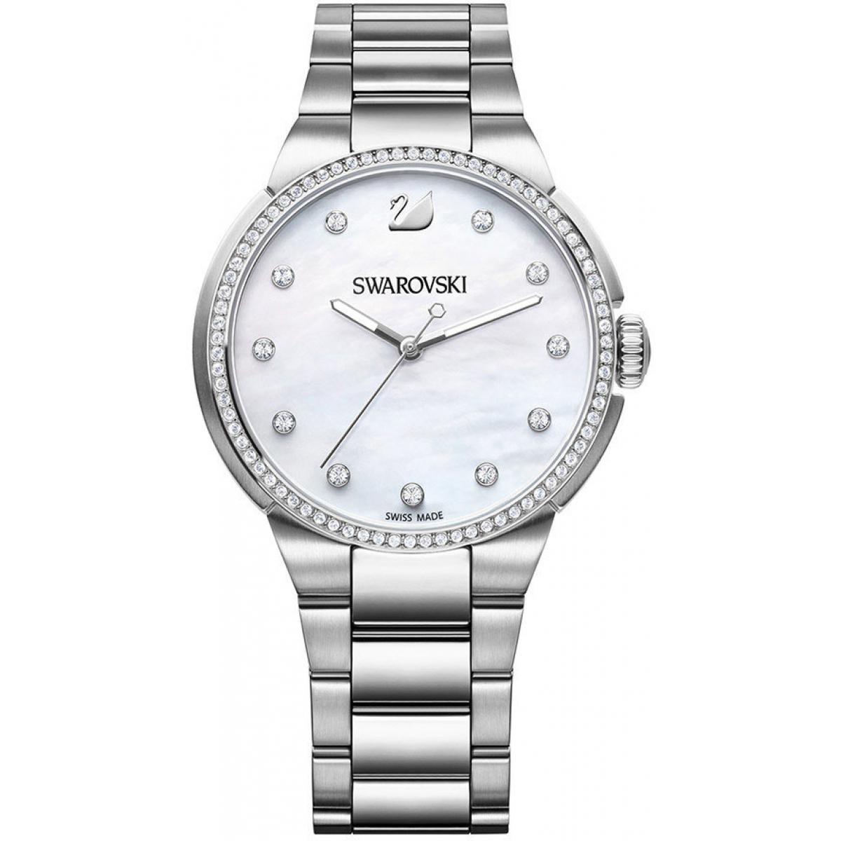 Montre Swarovski 5181635 - Montre Acier ée - Swarovski montres - Modalova