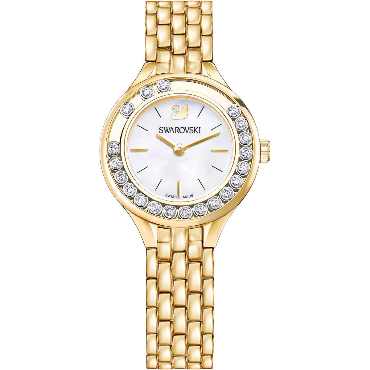 Montre Swarovski Lovely Crystals Mini 5242895 - Montre Acier - Swarovski montres - Modalova