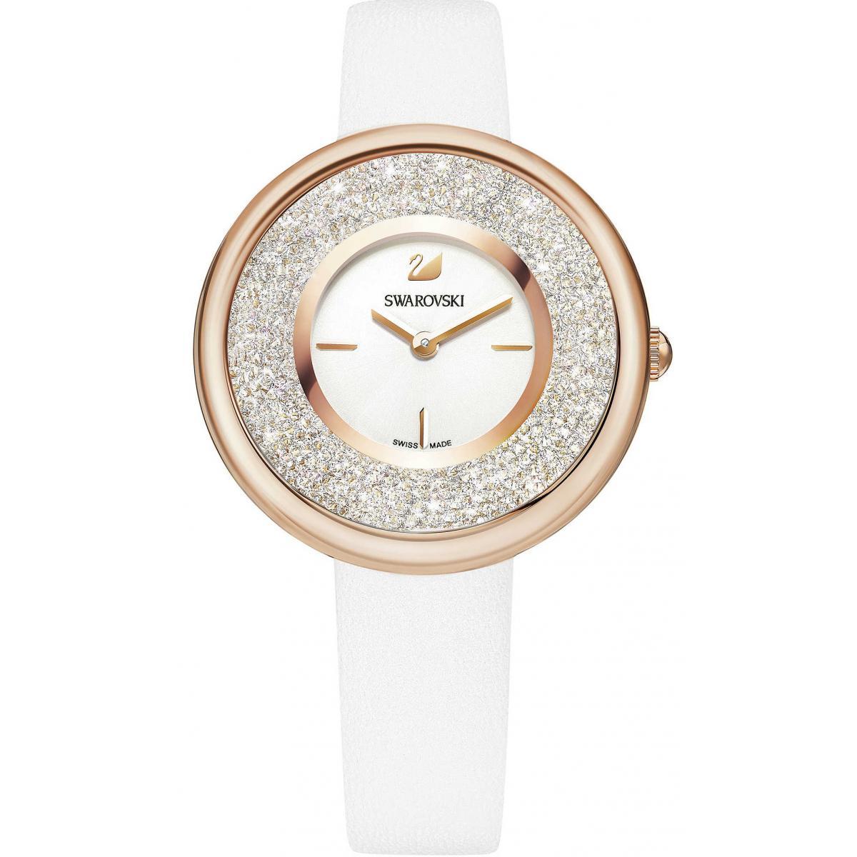 Montre Swarovski 5376083 - Crystalline Pure - Swarovski montres - Modalova