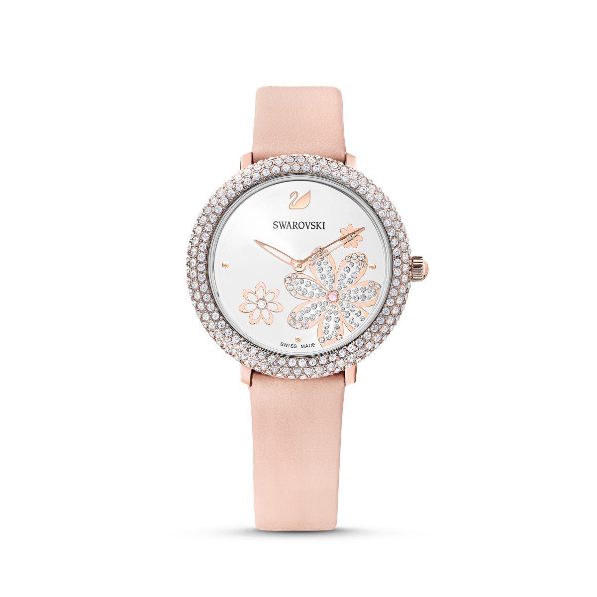 Promo : MONTRES 5519223 - CRYSTAL FROST - Swarovski montres - Modalova