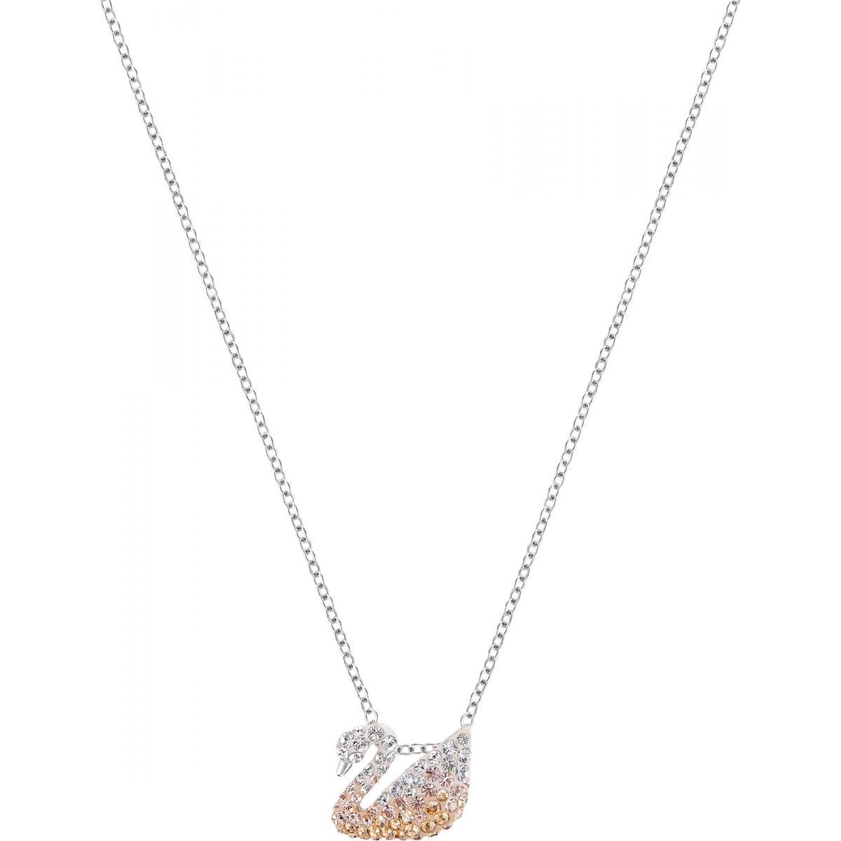 Collier Swarovski Classic Jewelry 5215038 - Collier Pendant Cygne Femme