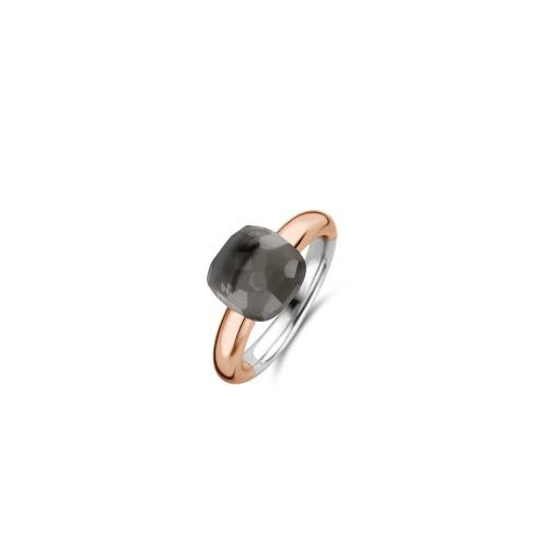 Ti Sento - Bague Ti Sento Wonders of Past and Future 12187GB - Bague femme